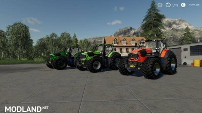 [FBM Team] Deutz Series 9 v 1.0, 4 photo
